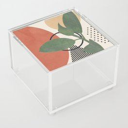 Nature Geometry III Acrylic Box