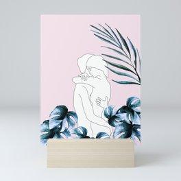 Couple Mini Art Print