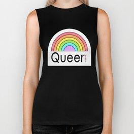 Queer Queen Biker Tank
