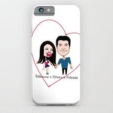 Rebecca Black and Simon Cowell are Friends iPhone 6s Slim Case