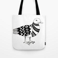 Stylish seagull Tote Bag