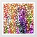 Rainbow Mosaic by judypalkimas