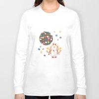 saga Long Sleeve T-shirts featuring the neverending saga by kemiemo