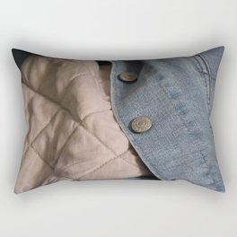 Canadian Tuxedo Rectangular Pillow