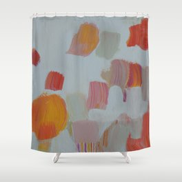 Packing for the Beach Shower Curtain