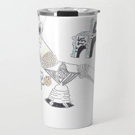 Apple See-Saw Travel Mug