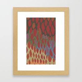 Spotted Sunfish Framed Art Print