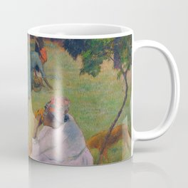 "Paul Gauguin "" Among the mangoes at Martinique"" Coffee Mug"
