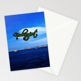 Another View from Newburyport, MA Stationery Cards