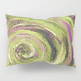 Spiral nature Pillow Sham