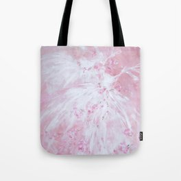 Tutu Rose Delight Tote Bag