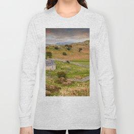 St Celynnin Church Wales Long Sleeve T-shirt