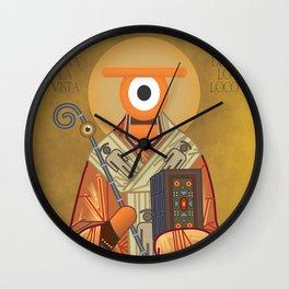 san ojo Wall Clock