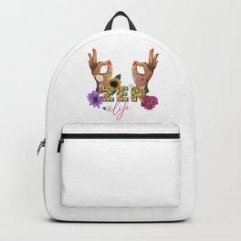 Zen Life Backpack