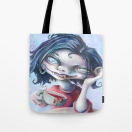 Z imagination Cup of Joe Tote Bag