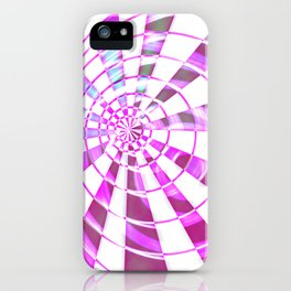 Swirl - Hypno iPhone Case