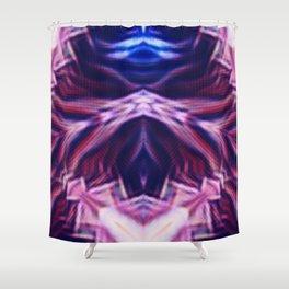 Sensei - Purple Shower Curtain