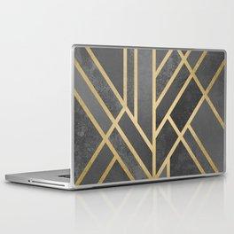 Art Deco Geometry 1 Laptop & iPad Skin