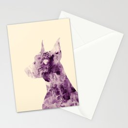Doberman Sightings Stationery Cards