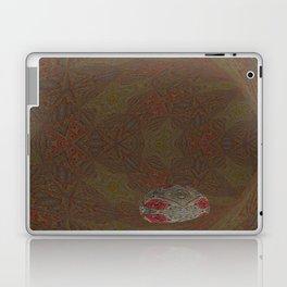 Mandalic Tunnel 3 with Oddball Laptop & iPad Skin