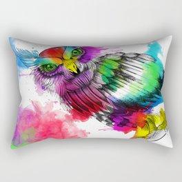 Explosion Rectangular Pillow