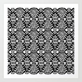 Zara Art Print