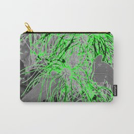 Electric Orbs - Green Carry-All Pouch