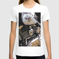motorbike T-shirts featuring  Motorbike  by Scenic View Photography