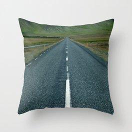 Iceland - N1 Throw Pillow