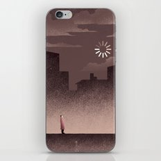 Waiting for the Sun iPhone & iPod Skin