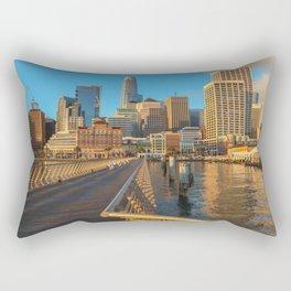 San Francisco Downtown 1 Rectangular Pillow