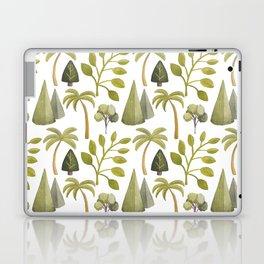 Watercolor Forrest Laptop & iPad Skin