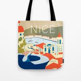 Nice – Daytime Version Tote Bag