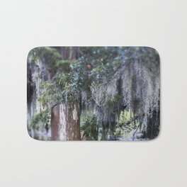 New Orleans Spanish Moss Bath Mat