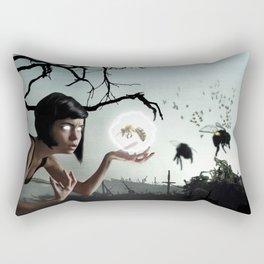 Prophetissa Apis Rectangular Pillow