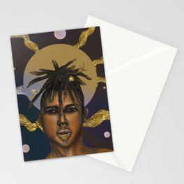 Afrocosmos II Stationery Cards