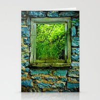 window Stationery Cards featuring Window by Sara H.