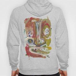 Abstracto Hoody