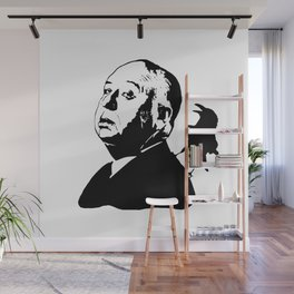 ALFRED THE GREAT MOVIE DIRECTOR Wall Mural