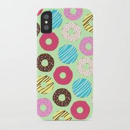 Donut iPhone Case