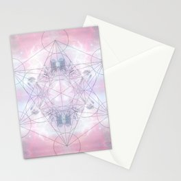 Metatron's Dream Stationery Cards