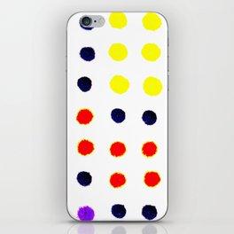 Spy Glass iPhone Skin