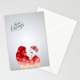 SwanQueen Christmas Edition Stationery Cards
