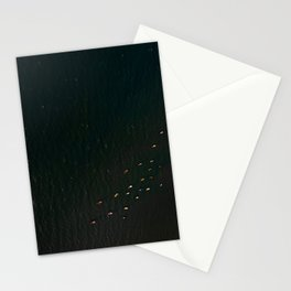 Fishing boats 2 Stationery Cards