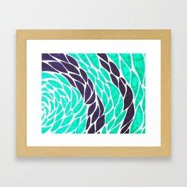 Bali Whirlpool  Framed Art Print