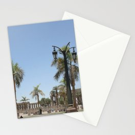 Temple of Luxor, no. 22 Stationery Cards