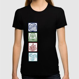 The 4 elements T-shirt