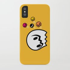 Halloween series - Popping Ghosts Slim Case iPhone X