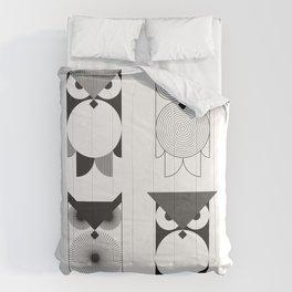 animal PICTOGRAMS vol. 6 - OWLS Comforters