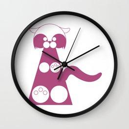 Kot Wall Clock